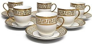versace espresso set
