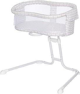 HALO BassiNest Glide Sleeper, Bedside Bassinet, Adjustable, Mosaic