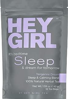 sleep tea by Hey Girl Tea