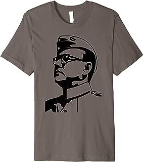 Subhas Chandra Bose Indian Independence Hero Premium T-Shirt