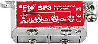 FTE MAXIMAL SF3 - SF3 DIVISORE A 3 VIE DA 5 A 2400 MHZ
