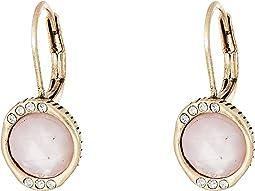 The Sak - Stone Pave Drop Earrings