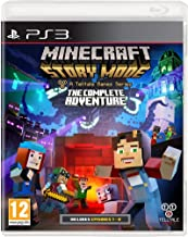 Minecraft: Story Mode The Complete Adventure PlayStation 3