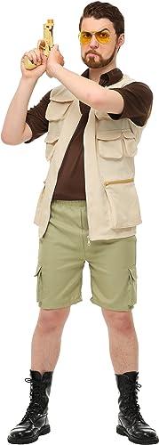 Das Größe Lebowski Mens Walter Kostüm - M