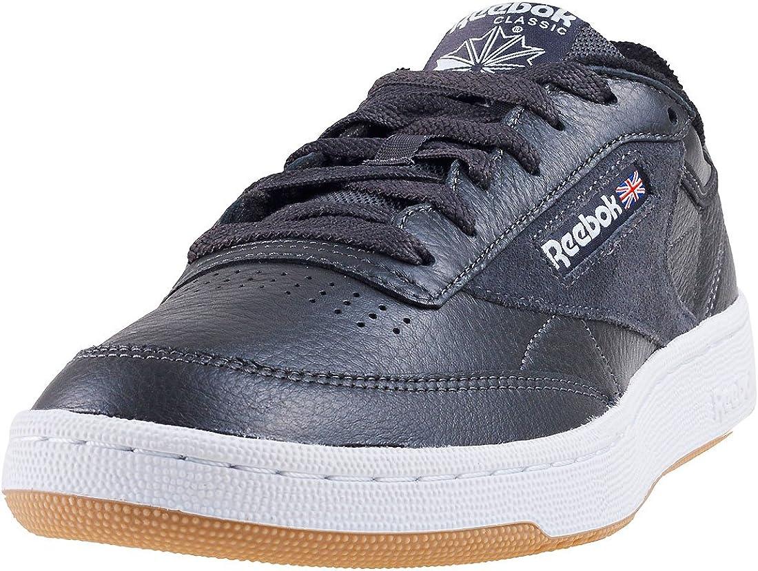 Reebok Men's Club specialty shop C Spasm price Estl 85 Tennis Shoes