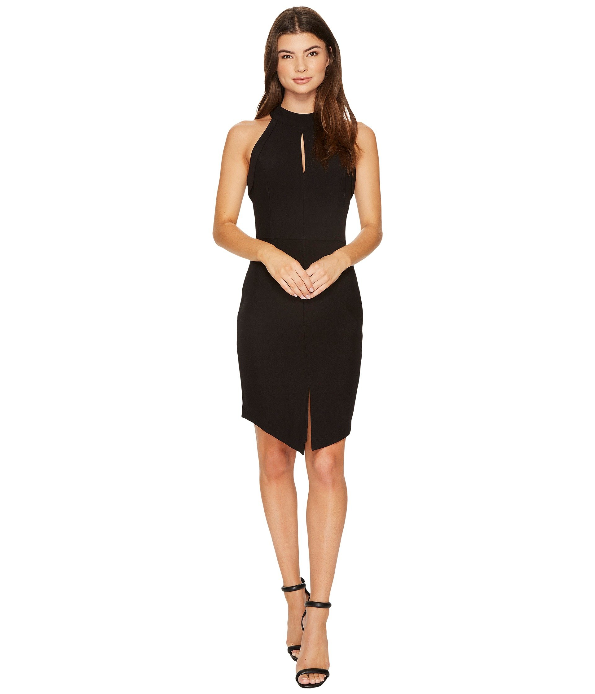 Adelyn Rae Marlena Sheath Dress, BLACK