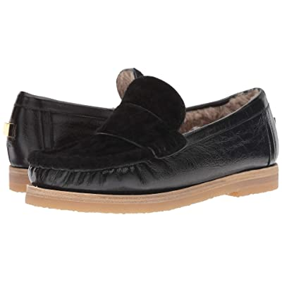 Stuart Weitzman Bromley (Black Dakota) Women