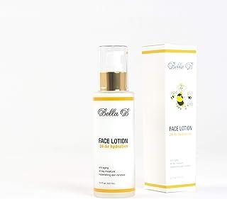 BELLA B Face Lotion 3.4 oz Bottle - Facial Glow - Pregnancy Skin Care - Pregnancy Face Moisturizer - Pregnancy Safe - Heal...