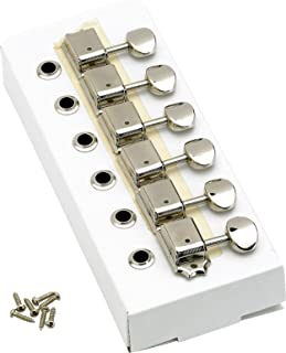 Fender American Vintage Stratocaster/Telecaster Tuning Machines - Left-Handed - Nickel