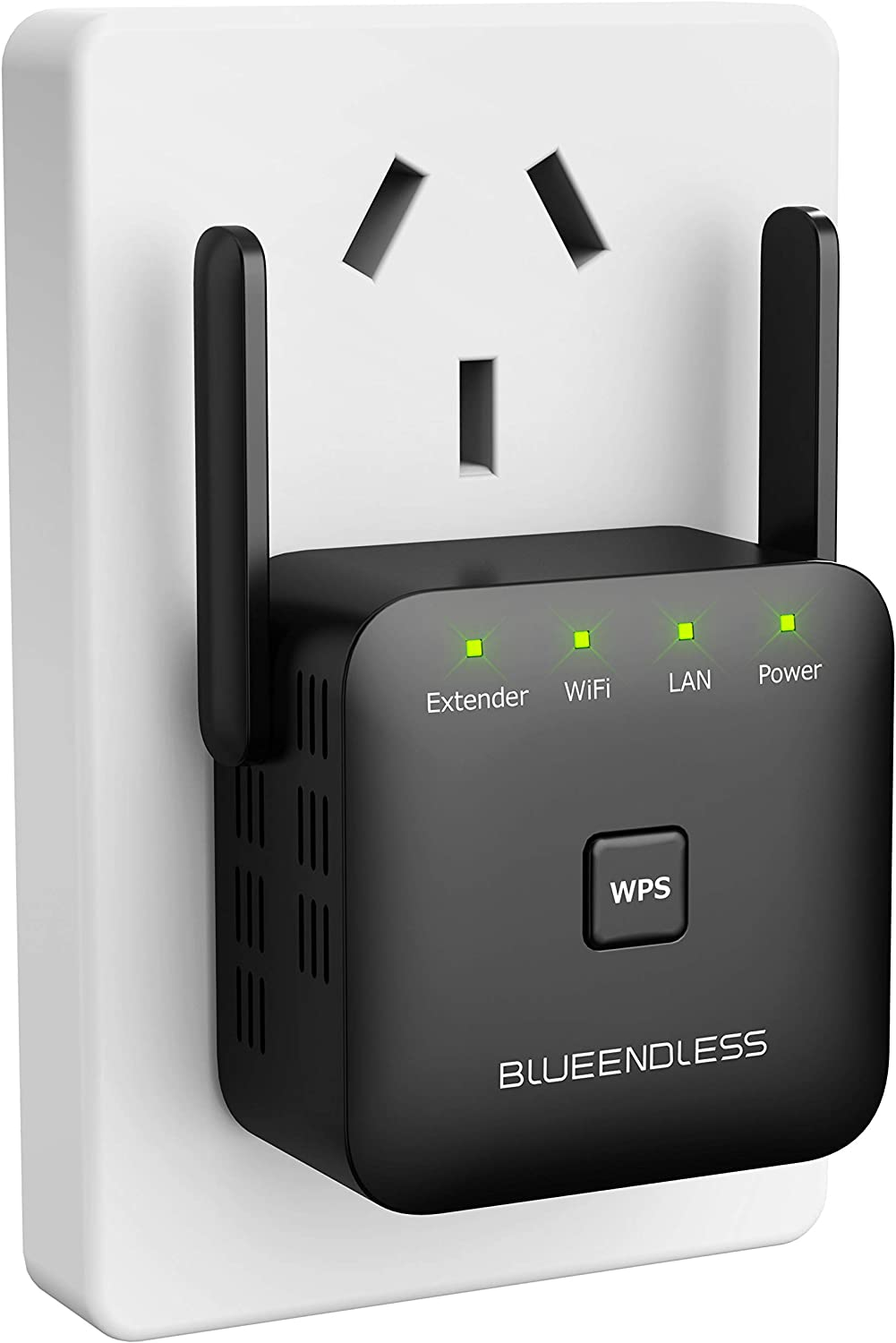 Blueendless Selling rankings Superboost WiFi Extender Signal Booster C All stores are sold Range Long