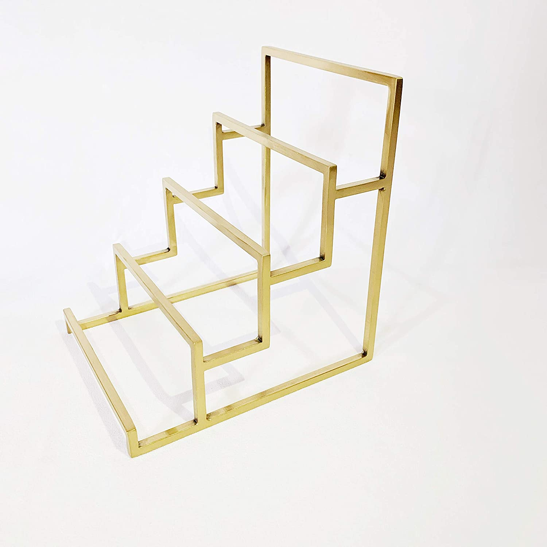 Wallet Display Stand Holder Jewelry Display Riser Shelf Showcase