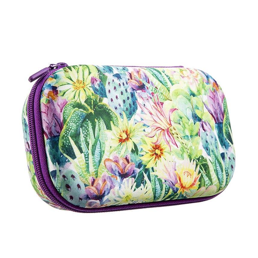 ZIPIT Fresh Colorz Pencil Box/Pencil Case/Storage Box, Flowers