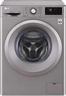 LG 6Kg 1200 RPM Front Load Washing Machine with 6 Motion DD Technology - F2J5NNP7S