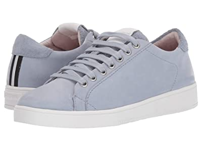 Blackstone Low Sneaker Suede RL85 (Cambray Blue) Women