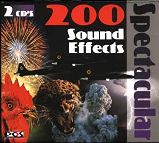 200 Sound Effects