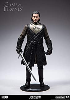 McFarlane Toys Game of Thrones Jon Snow Action Figure, Multicolor