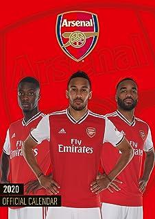 The Official Arsenal 2020 Calendar