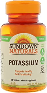 Multi-Source Potassium by Sundown Naturals - 90 tablets