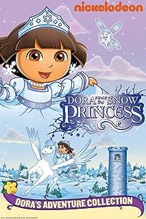 dora ice princess