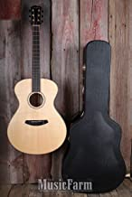 Breedlove Oregon Concerto E Sitka Spruce - Myrtlewood Acoustic-Electric Guitar Gloss Natural
