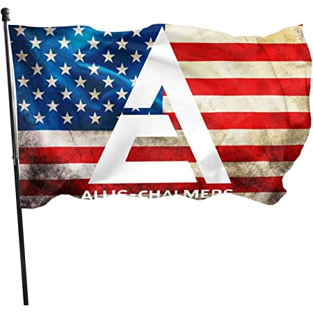 Allis-Chalmers flag Tractor Farm Equipment 3x5ft Banner Flag Shipping From USA!!
