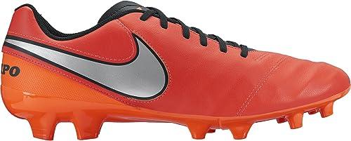 Nike Nike Tiempo Genio II Fg, Chaussures de Football homme  remise élevée