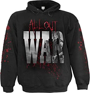 all out war hoodie