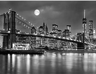 Tapisserie Photo New York 352 x 250 cm Laine papier peint Salon Chambre  Bureau Couloir décoration