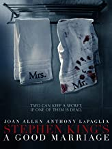 Best stephen king a good marriage Reviews