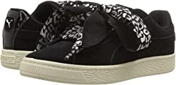 Suede Heart Athluxe PS (Little Kid)