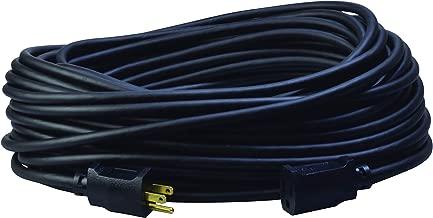 AgriPro 64817201 12/3 100-Foot Heavy-Duty 15 Amp SJTOW Farm/Workshop Extension Cord, Black