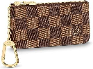 Louis Vuitton Damier Ebene Canvas Key Pouch N62658