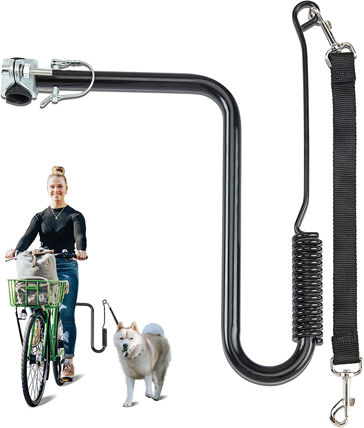 Ranking TOP1 Hands Free Dog Leash Bicycle Attachment Safety with A Impact Kit Louisville-Jefferson County Mall