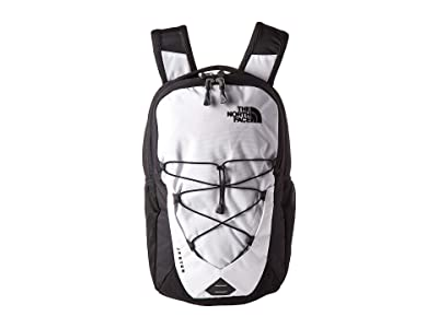 The North Face Jester Backpack (TNF White/TNF Black) Backpack Bags