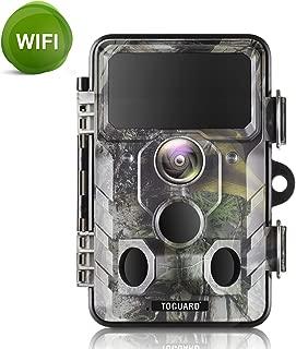 TOGUARD WiFi Trail Camera 20MP 1296P Hunting Camera with...