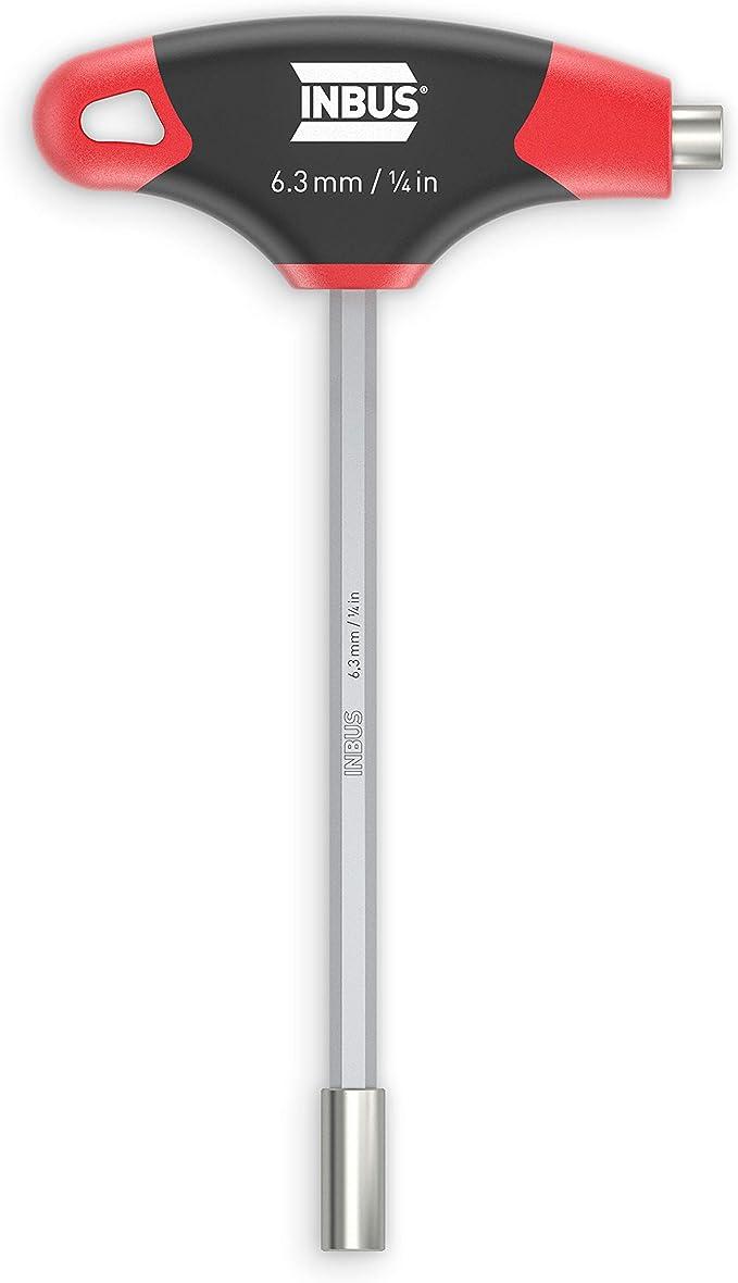 """740 opinioni per INBUS® 79979 Supporto per Bit a T 6.3mm (1/4""""), con HybridTouch — Made in"""