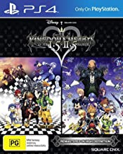 Kingdom Hearts HD 1.5and 2.5Remix PS4