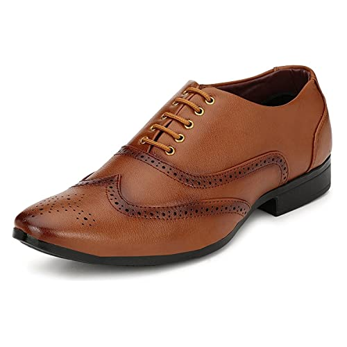 b211b0353c5e Men's Brogue Shoes: Buy Men's Brogue Shoes Online at Best Prices in ...