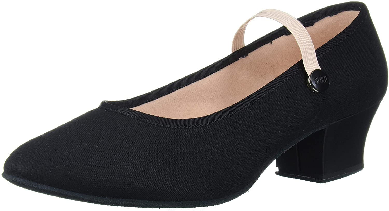 Bloch Women's Tempo Accent Character Shoes