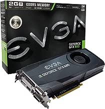 EVGA GeForce GTX 680 2048MB GDDR5, DVI, DVI-D, HDMI, DisplayPort, 4-way SLI Ready Graphics Card Graphics Cards 02G-P4-2680-KR
