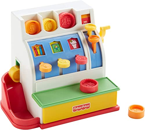 Fisher-Price Cash Register Toy