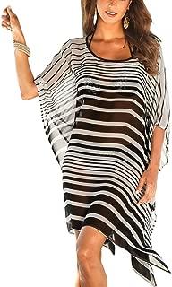 Women Casual Swimwear Swimsuit Cover Up Short Beach Dress