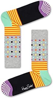 Happy Socks Men's Stripes & Dots Sock
