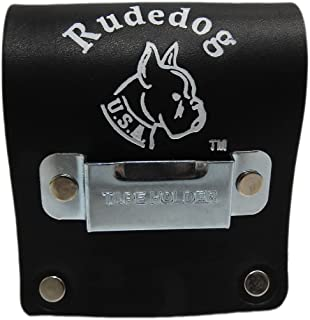 rude dog leather
