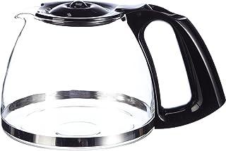 Moulinex FH900110 Jarra para Cafetera de Goteo, 1.25 Litros, Vidrio, Transparente