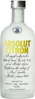 Absolut Wodka Citron 1 x 0,7 l