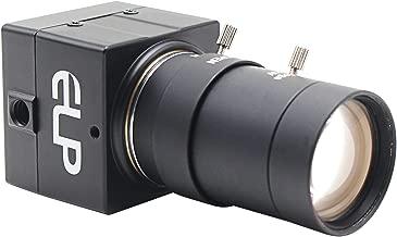 ELP 5-50mm Varifocal Lens 8Megapixel 4K USB Camera with...