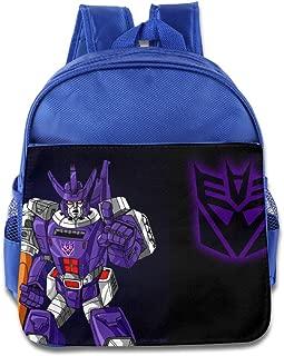 Decepticon Galvatron Toddler School Bag