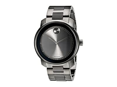 Movado Bold 3600259 (Ionic Plated Grey Steel) Watches