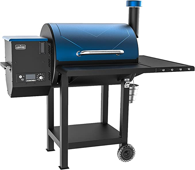 ASMOKE AS660N-1 Electric Wood Fired Pellet Grill and Smoker - Best Content